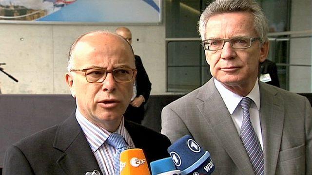 قضايا المهاجرين تناقش في اللوكسمبورغ أثناء اجتماع وزراء داخلية الاتحاد الاوروبي