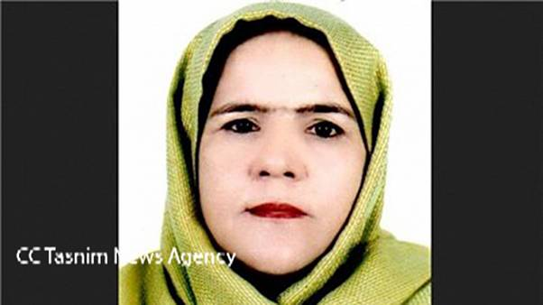 Afghanistan appoints first female Supreme Court judge
