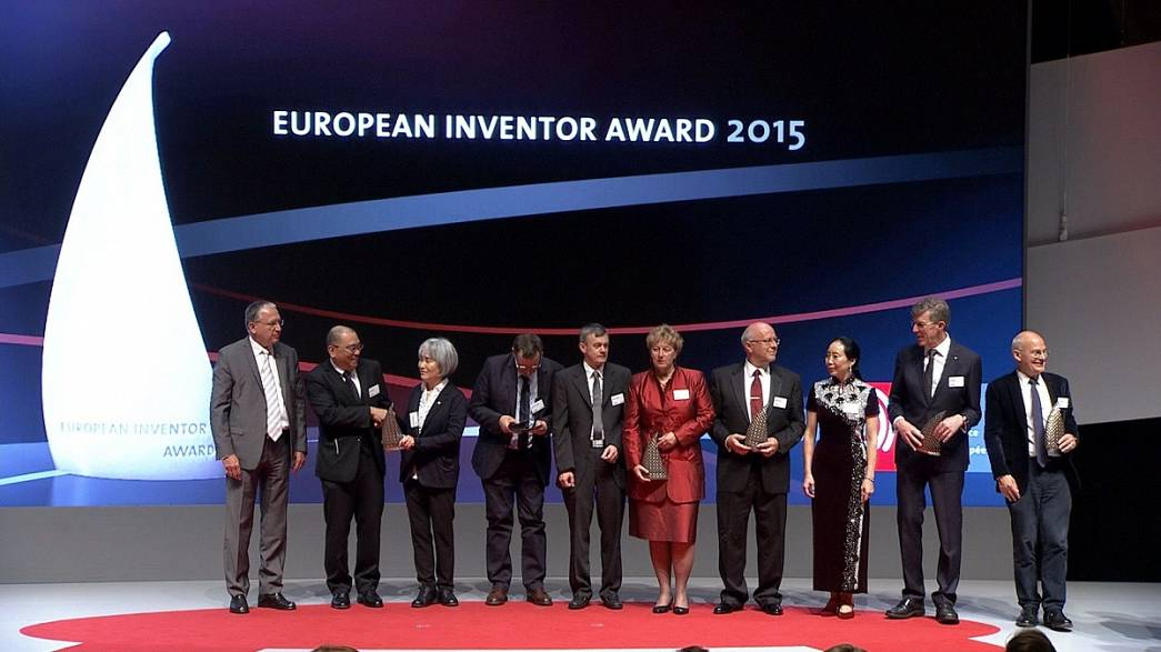 Science, technology and medicine honoured at The European Inventors Awards in Paris