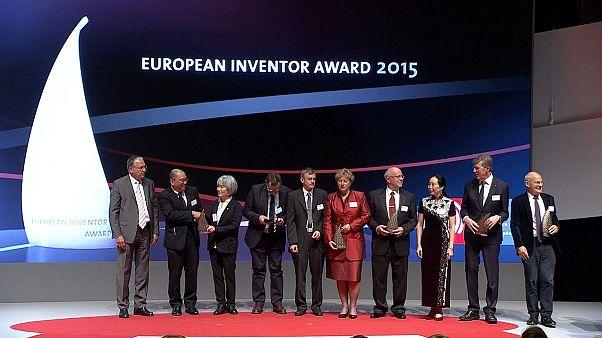 Os vencedores do Prémio Europeu do Inventor 2015