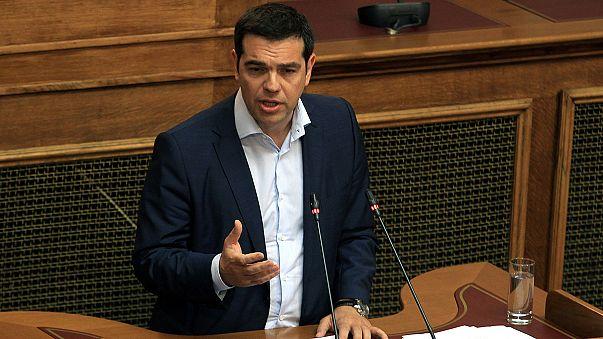 Alexis Tsipras accuse le FMI de vouloir humilier son gouvernement