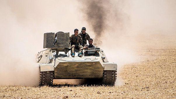 Siria: importante victoria de las fuerzas kurdas frente a los yihadistas