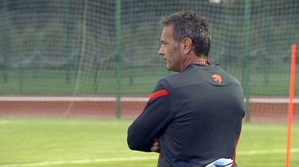 Sinisa Mihajlovic was appointed coach of AC Milan
