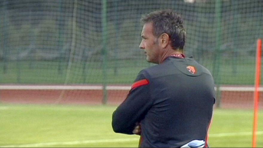 Mihajlović é o senhor que se segue no Milan