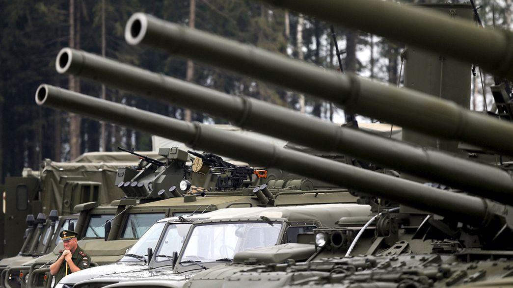 Putin anuncia reforço do arsenal nuclear da Rússia já este ano
