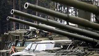 Россия пополняет свой ядерный арсенал