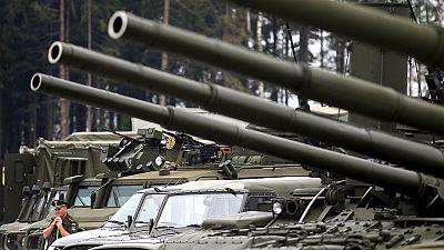 Nukleares Wettrüsten: 40 neue Interkontinentalraketen für Russland