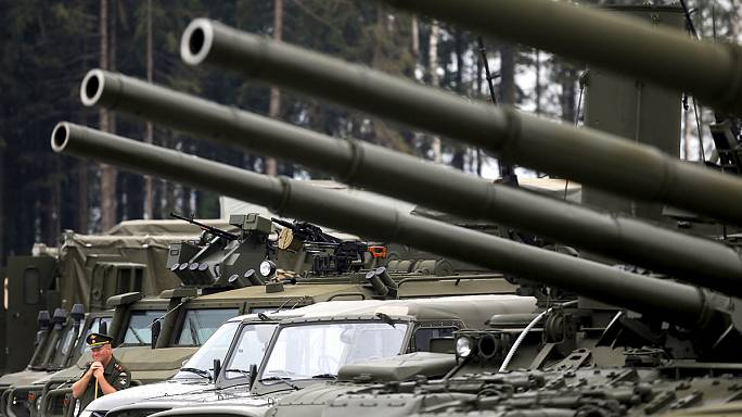 Atomveszély: Oroszország bővíti nukleáris arzenálját