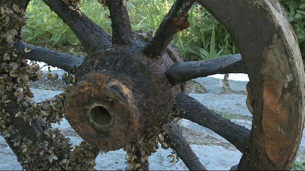 Die Donautaucher: Auf der Jagd nach untergegangenen Schätzen