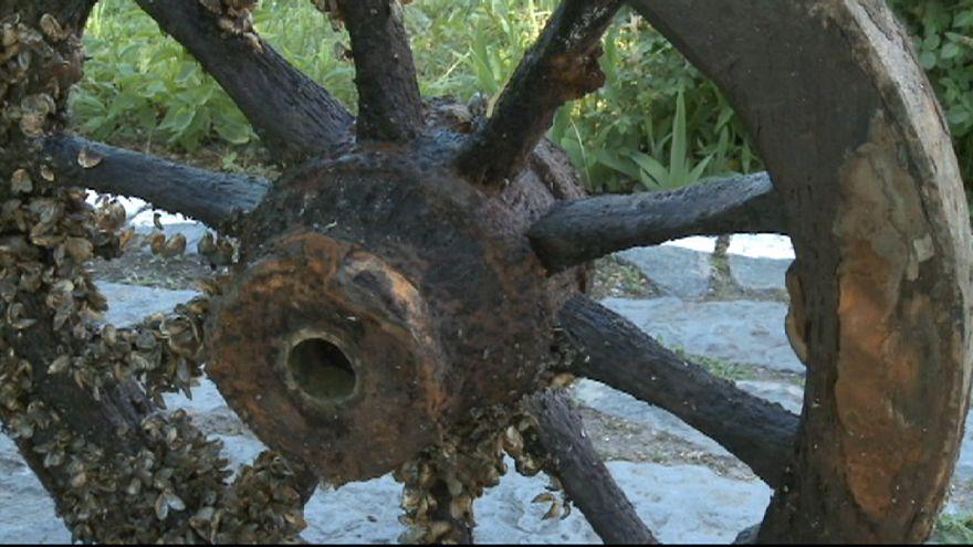 رومانيا:غواصان محترفان يعثران على ذخائر حربية قديمة