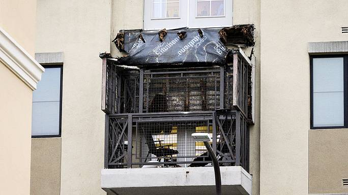 Irish nationals killed in California balcony collapse