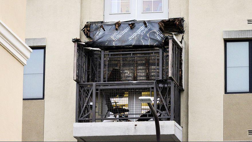 Çöken balkon 6 can aldı