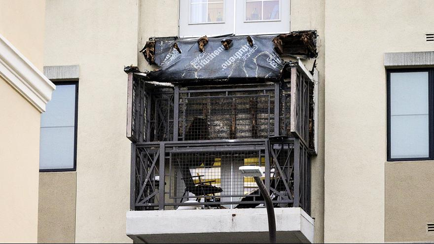 Irish nationals killed in California balcony collapse