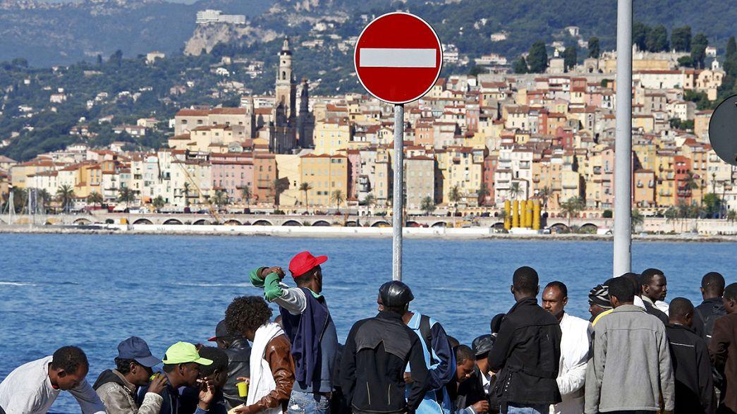 """Oui - non - peut-être: les 28 divisés sur le plan """"migration"""" de la Commission"""