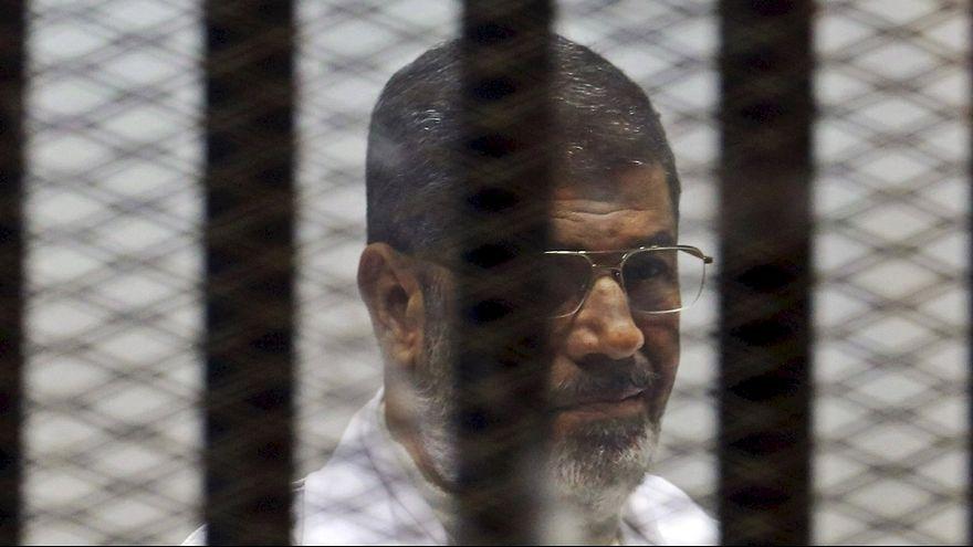 جنايات القاهرة تؤكد حكم الإعدام بحق مرسي