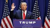 USA: Dunald Trump is beszállt, ő a 10. republikánus elnökjelölt