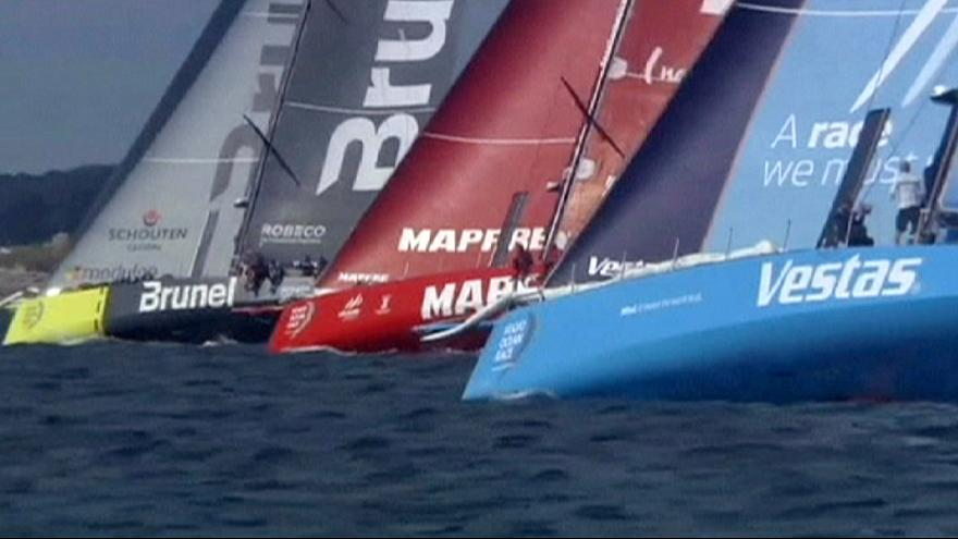 Volvo Ocean Race: al via l'ultima e decisiva tappa