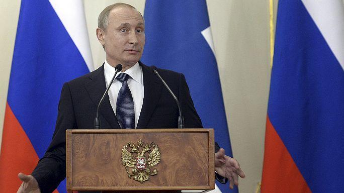 Nouvelle passe d'armes entre la Russie et l'Otan