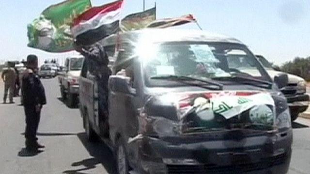 Tikrit'e dönüşler başladı