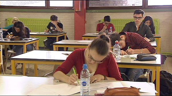 Belgium: kiszivárogtak a vizsgakérdések a közösségi oldalakon