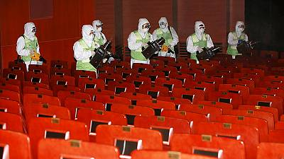 Eight new cases of MERS in South Korea