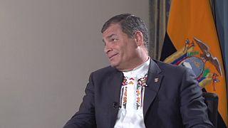 Esclusiva: Intervista al presidente ecuadoriano Rafael Correa