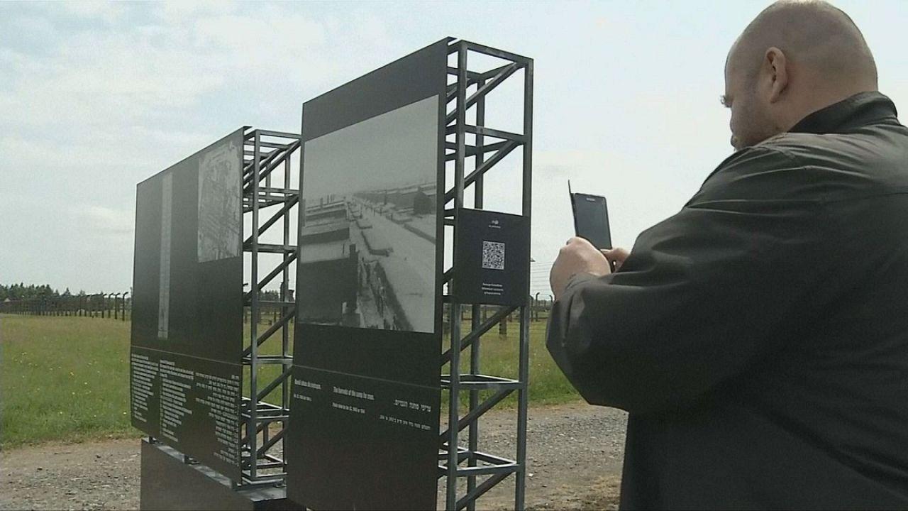 Ad Auschwitz la voce dei sopravvissuti su tablet e smartphone