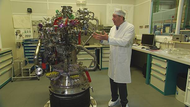 It's rocket science! Inside the Vulcain and Vinci at Vernon