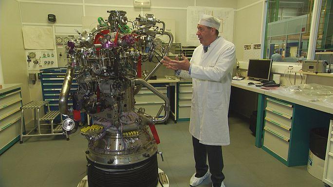 Как делают и испытывают ракетные двигатели?