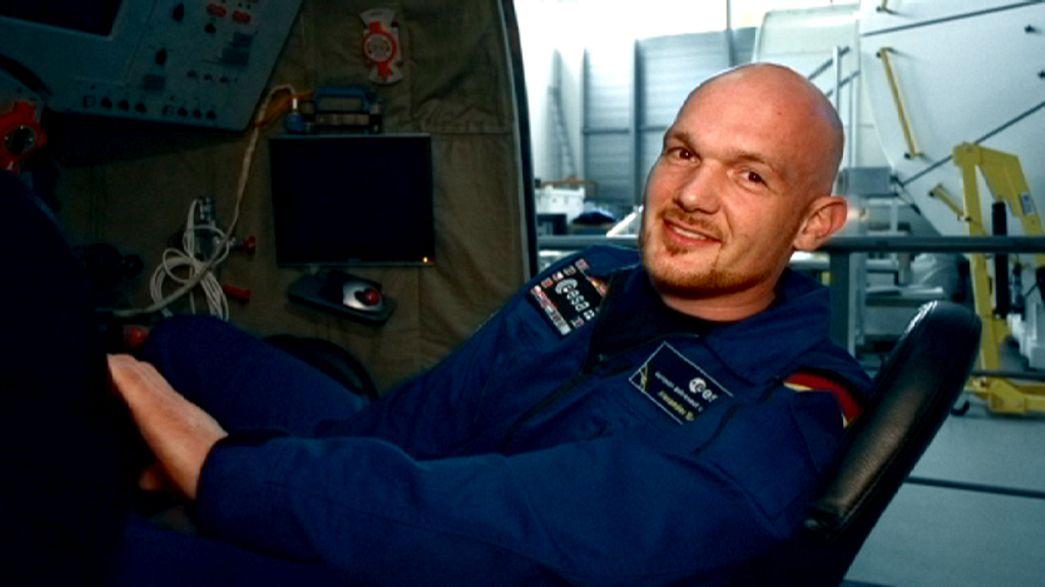 """Dallo spazio alla Terra. Alexander Gerst """"Il contatto con l'atmosfera è il momento più duro"""""""