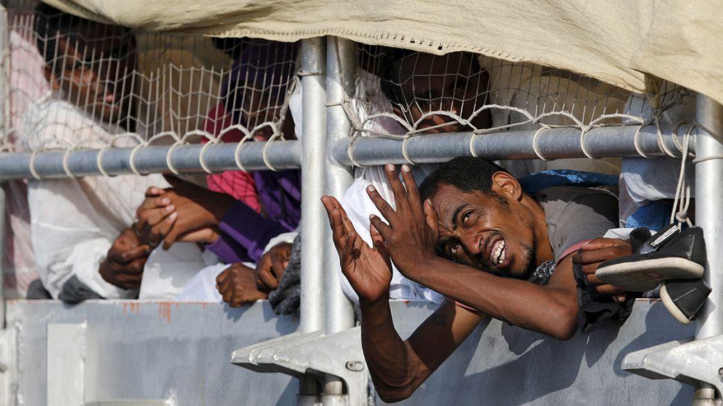 EU weiter uneins bei Flüchtlingsunterbringung