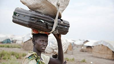 Record 59.5 million people displaced by conflict worldwide in 2014