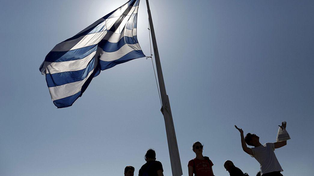 Grecia, le tappe della crisi del debito