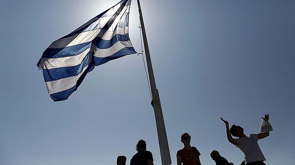 Grécia no turbilhão da crise