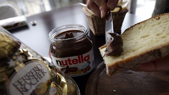 Fin de la polémique sur le Nutella entre la France et l'Italie