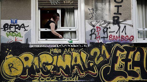 ترقب في الشارع اليوناني لنتائج المفاوضات بشأن ازمة الديون