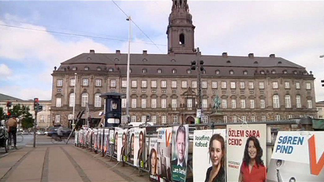 Danimarca: giornata elettorale, previsto un testa a testa.