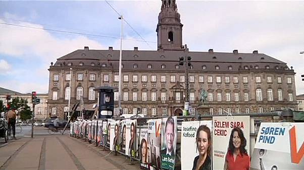 Denmark votes in elections too close to call
