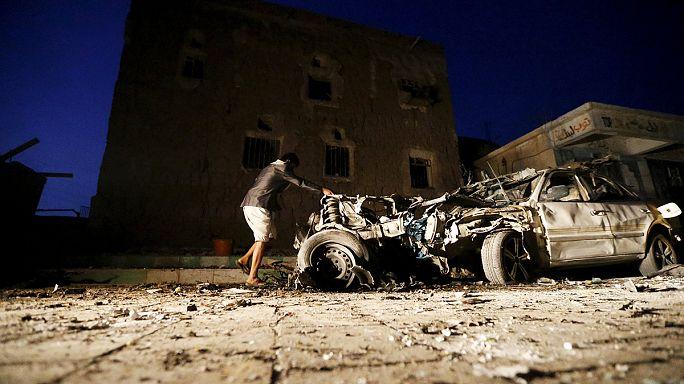 Bomb blasts rip through Sanaa - ISIL blamed