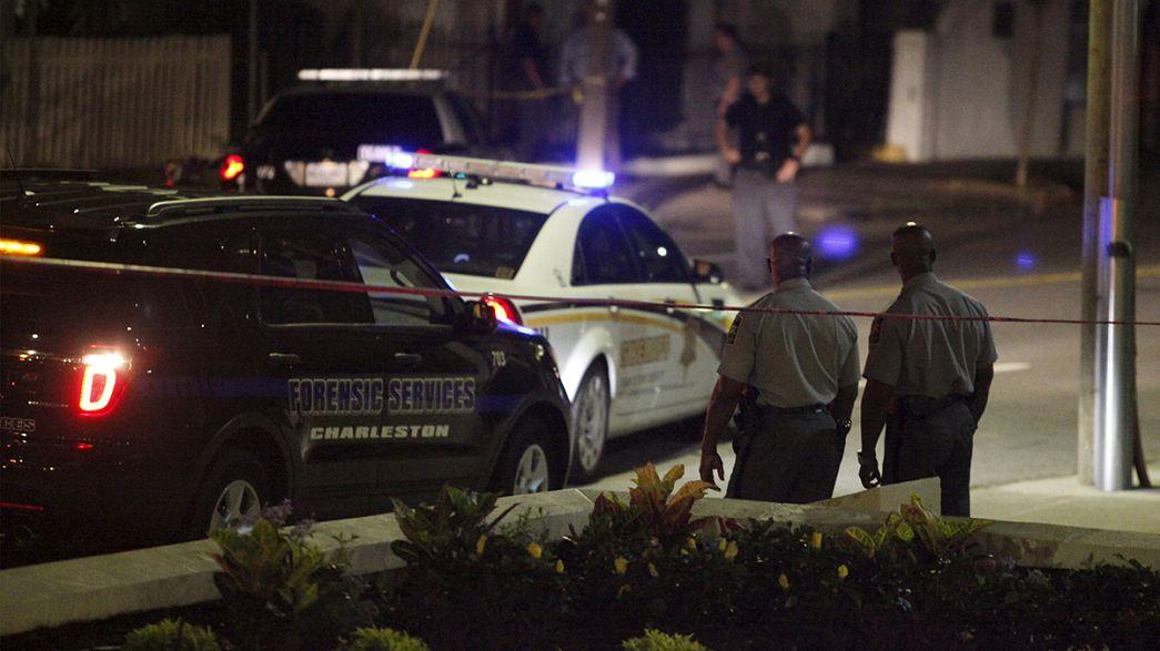 Masacre con tintes raciales en Carolina del Sur