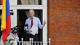 Exclusive: Assange can spend rest of his life in our embassy, says Ecuador president