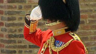 Prince Charles unveils Battle of Waterloo memorial