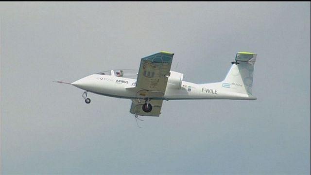 Le Bourget: Drohne und Elektroflugzeug sind die heimlichen Stars