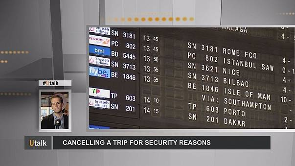 Peut-on annuler un voyage pour raison de sécurité ?