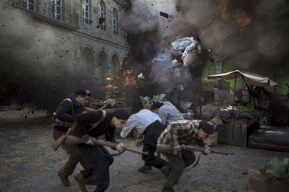 Le bombardement de Guernica, deuxième prise