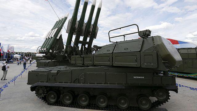 Военная мощь России в подмосковной Кубинке