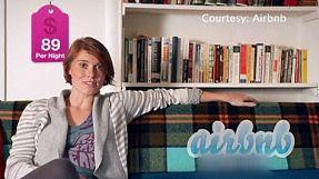 Mitwohnportal Airbnb lockt Anleger mit künftigem Gewinn