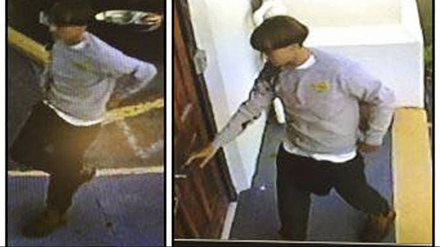 US church killings suspect Dylann Roof 'caught by police'