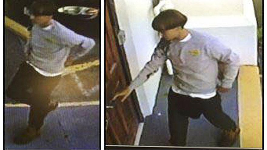 Charleston: Sicherheitskameras liefern Fotos des Täters