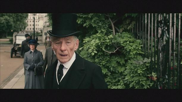 Sir Ian McKellan plays Sherlock Holmes in a new movie about the sleuth's final case